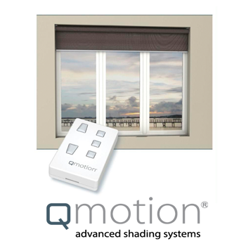 Qmotion Advanced Shading Systems